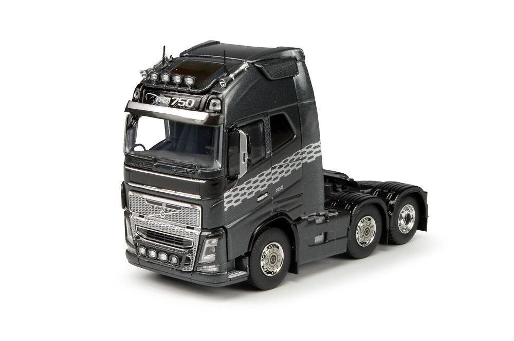 Volvo FH04 Globetrotter XL 6x2, Tekno 68274 escala 1/50