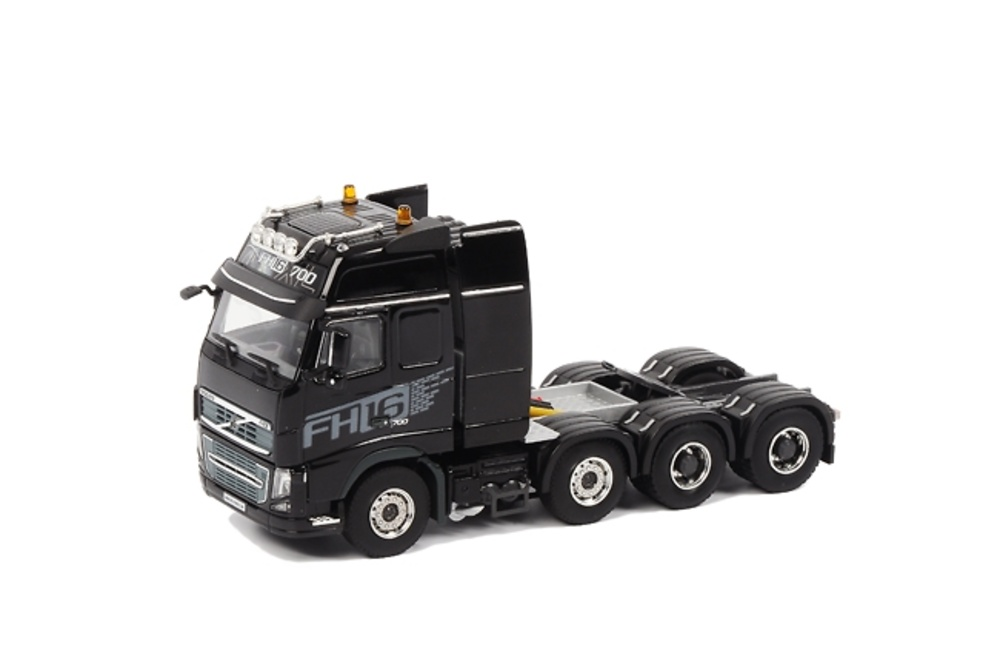 VOLVO FH16-700 8x4 negro, WSI Collectibles 1/50