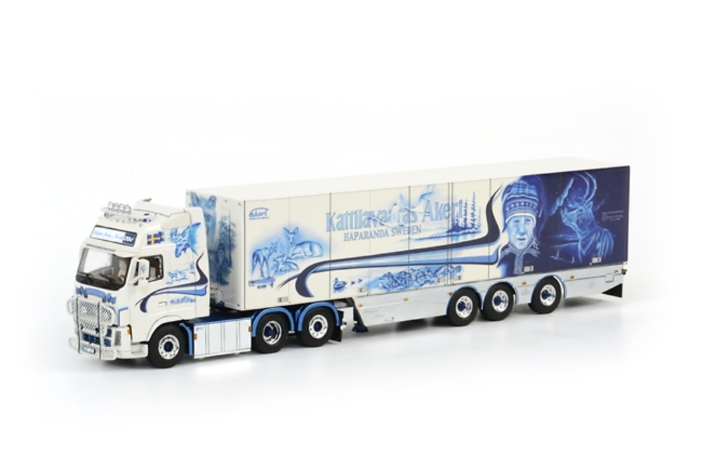 camion Volvo wsi models 9915