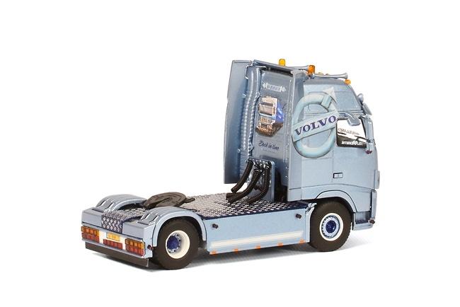 Volvo FH3 GL XL 4x2 Sneepels Wsi Models 01-1785 escala 1/50