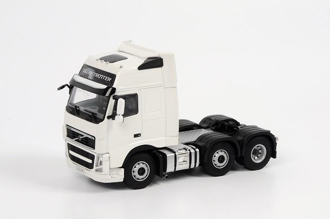 Volvo FH3 Globetrotter XL 6x2 Vol015, WSI Collectibles 1/50