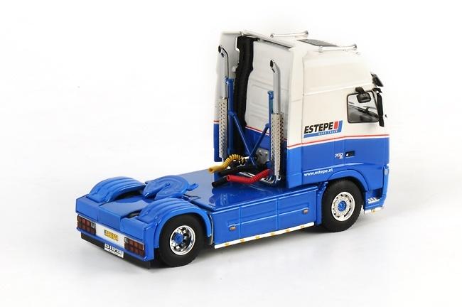 Camion Volvo FH3 Globetrotter XXL Estepe, Wsi Models 1/50 1046