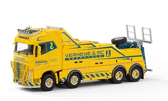 Volvo FH4 Globetrotter Depannage Wsi Models 01-2142
