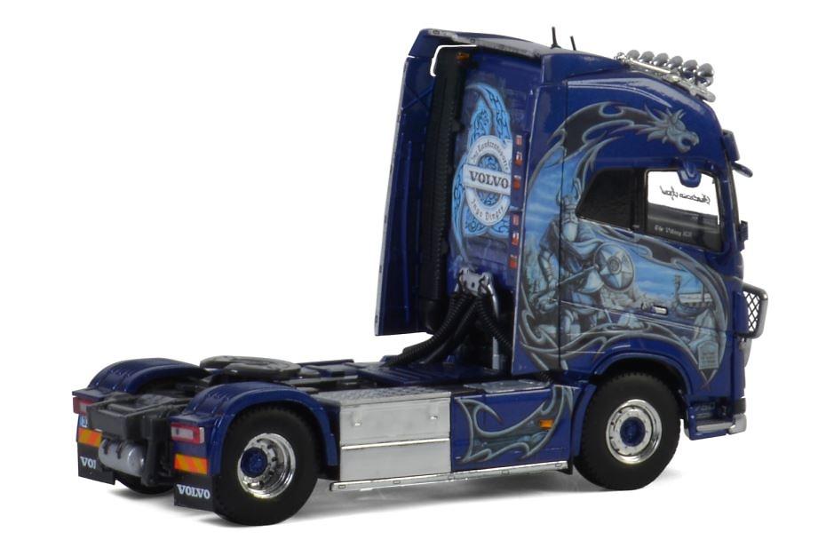 Volvo FH4 Globetrotter XL Ingo Dinges Wsi Models escala 1/50