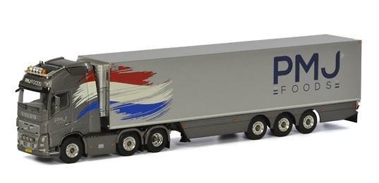 Volvo FH4 Globetrotter XL PMJ Foods Wsi Model 2043 escala 1/50