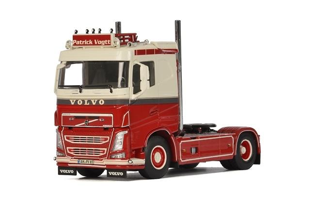 Volvo FH4 Sleeper Cap Patrick Vogtt Wsi Models 01-1868 escala 1/50