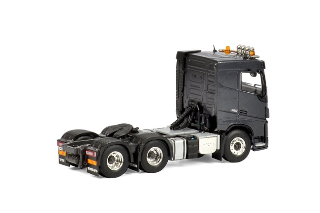 Volvo FH4 Sleeper Wsi Models 04-1176 escala 1/50