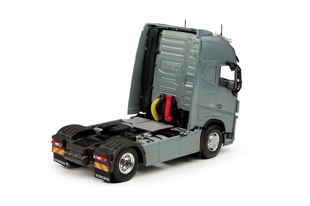 Volvo Fh04 Globetrotter XL verde Tekno 65300 escala 1/50