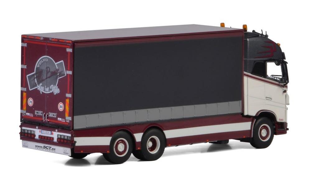 Volvo Fh4 Globetrotter Xl Bosio Wsi Models 01-2578