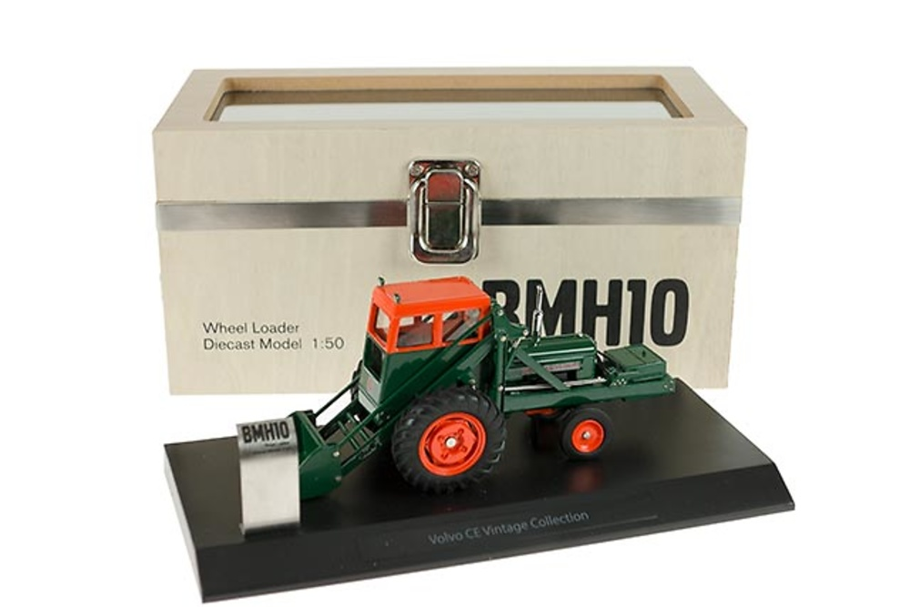 Volvo Wheel Loader BM H10 Limited edition Motorart 300054 escala 1/50
