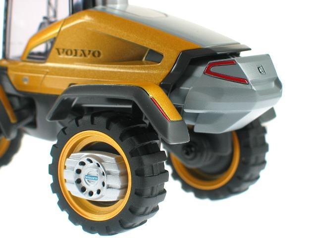 Volvo pala cargadora Gryphin Concept, Motorart 110523 escala 1/50