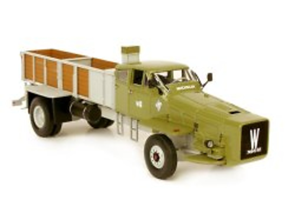 Willeme WR8 (1959) Michelin Camion Norev 879999 escala 1/43