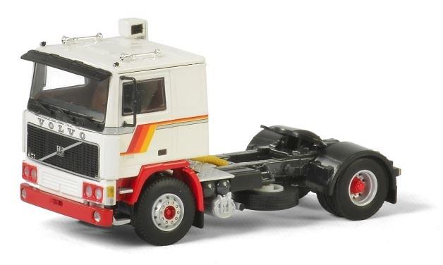 Volvo F12 Wsi Models escala 1/50