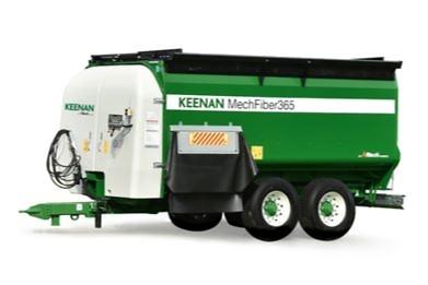 carro mezclador Keenan Mich-Fiber 365 Britains 43197 escala 1/32