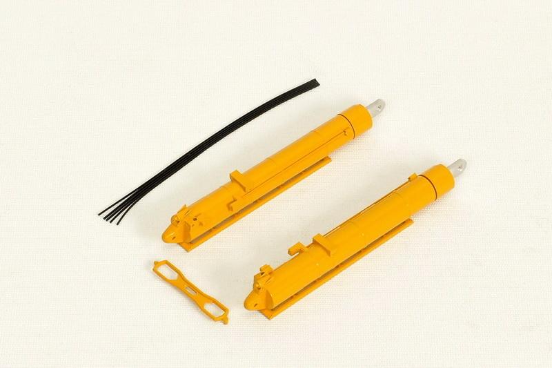 cilindro hidraulico en metal para pluma Liebherr LTM 11200 , YCC 1/50