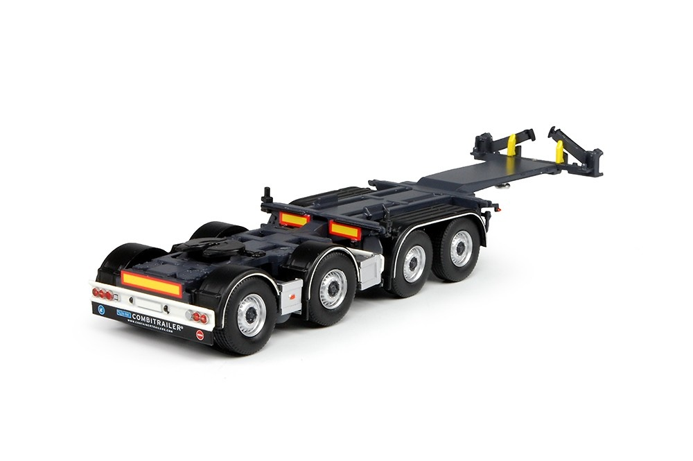 combi trailer 20ft + dolly Tekno 70717 escala 1/50