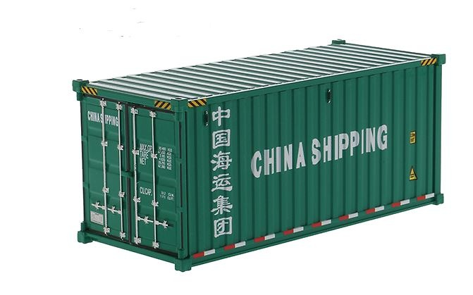contenedor maritimo 20 pies - China Shipping - Diecast Masters 91025c