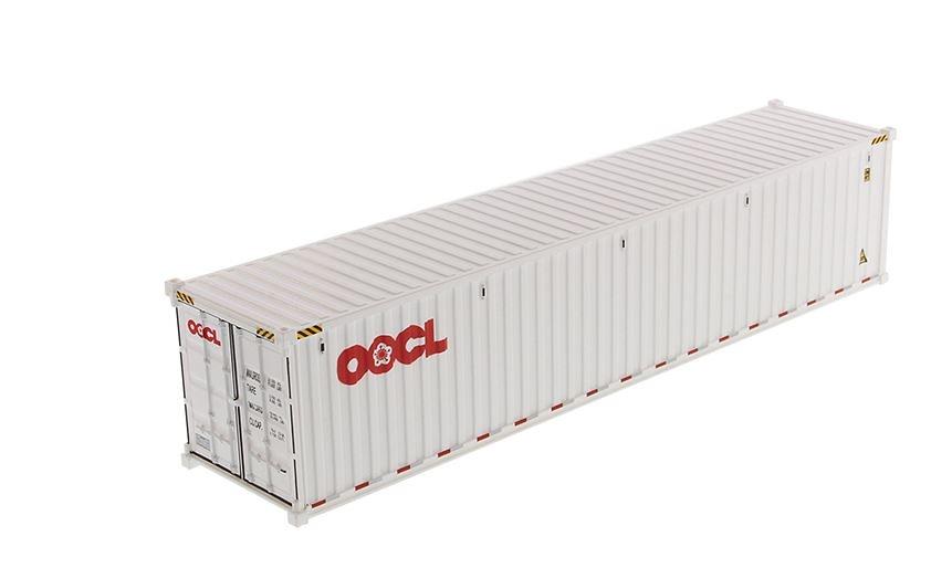 contenedor maritimo 40 pies - OOCLC - Diecast Masters 91027b