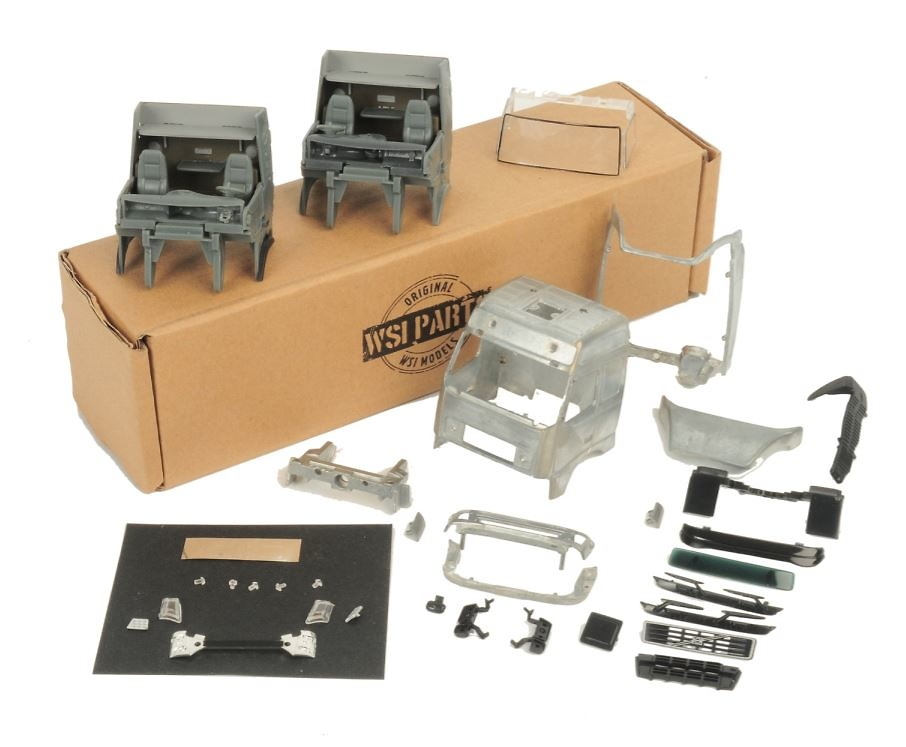 kit Cabina Volvo FH2 Globetrotter - Wsi Parts 10-1007