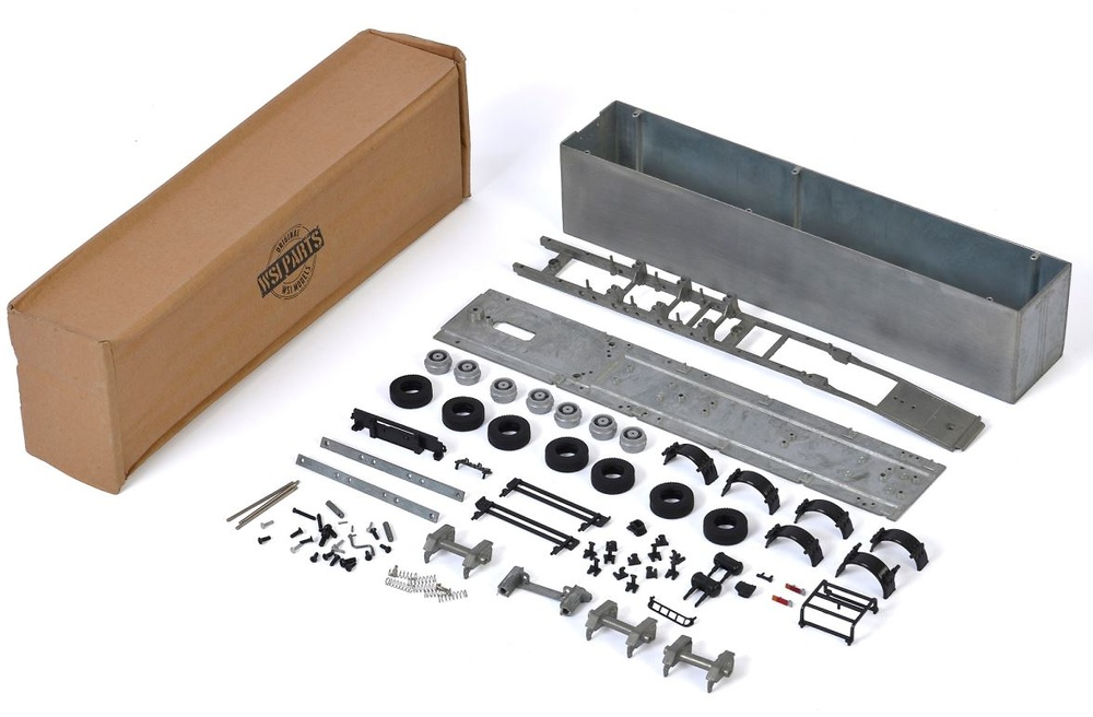 kit trailer caja cerrada - Wsi Parts 10-1044
