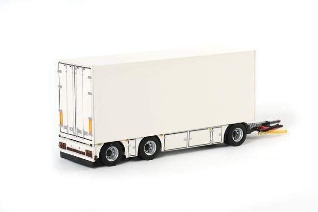 remolque Drawbar Wsi Models 03-1131 escala 1/50