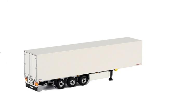 Remolques de caja (3 ejes) wsi models 1072 escala 1/50