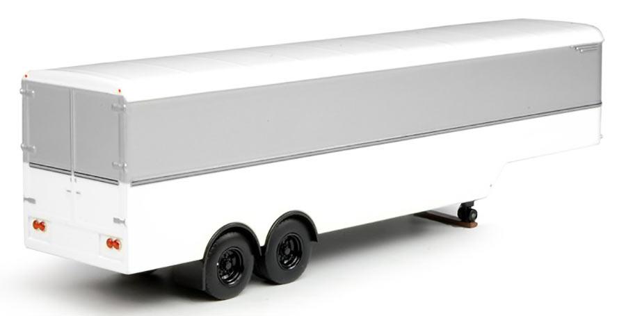 trailer caja cerrada clasico Tekno 65308 escala 1/50