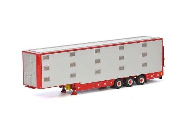 transporte animales Wsi Models 1172 escala 1/50