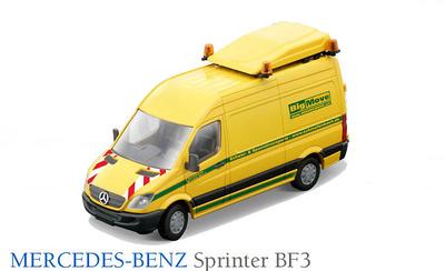 mercedes benz sprinter bf3 conrad modelle 1 50 1611. Black Bedroom Furniture Sets. Home Design Ideas
