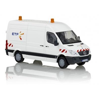 mercedes sprinter etf conrad modelle 1610 09 escala 1 50. Black Bedroom Furniture Sets. Home Design Ideas