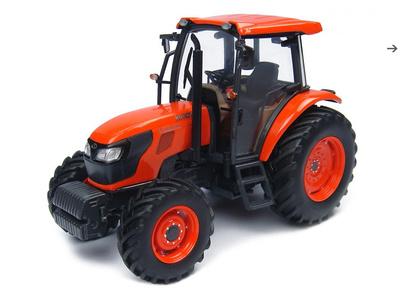traktor kubota m9960 universal hobbies 4282 masstab 1 32. Black Bedroom Furniture Sets. Home Design Ideas