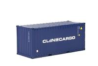 20 pies contenedor Cldn Wsi Models 04-1138 escala 1/50