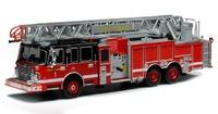 Ameal 105 Autoescala Bomberos Ixo Models Trf014 escala 1/43