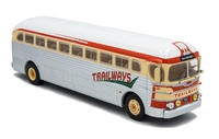 Autbus GMC Trailways - Ixo Models 1/43