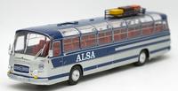 Autobús Pegaso 5070, Setra Seida s14, Alsa, 1990 - Salvat - escala 1/43