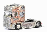 Autotrasporti S.T.R Scania Streamline Topline Wsi Models 2735