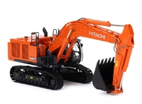 Bagger Hitachi zaxis ZX690 LCH-6 Tmcscalemodels 1/50