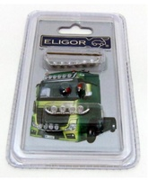 Barras de luces - Mercedes Actros Big/Gigaspace Eligor 120084 escala 1/43