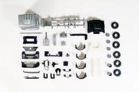 Bausatz Mercedes Benz Actros 6x2 Tekno 55367 Masstab 1/50