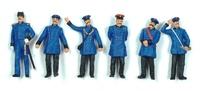 Bayrisches Bahnpersonal 1900 Preiser 65302 Masstab 1/43