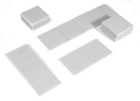 Betonplatten im Masstab 1/50 Tekno 61956