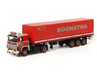 Boonstra Scania 111/141 tautliner clasico Wsi Models 06-1054 escala 1/50