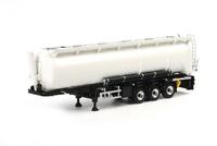 Bulk trailer kipper (3 axle) Wsi Models 03-1011 Masstab 1/50
