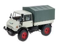 Camion Unimog 406 (U84) cabina cerrada (1971 - 1989), Weise Toys 1044
