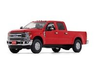Camioneta Ford F-250 roja First Gear 3419
