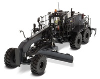 Cat 18M3 Motorgrader Black Finish Diecast Masters 85522