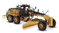 Cat 18M3 Motorgrader Diecast Masters 85521