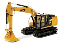 Cat 320f L excavadora Diecast Masters 85931 escala 1/50