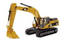 Cat 330D L Bagger Diecast Masters 85199 Masstab 1/50