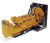 Cat 3516B Stromaggregate Diecast Masters 85100